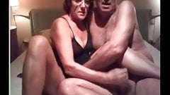 My MILF Exposed granny couple sucking and fucking