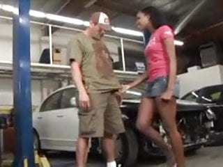 Milians ass - Mahlia milian works a deal to get her car back
