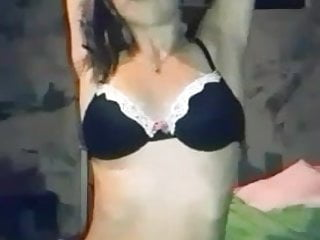 Pantyhose sex tease - What a sex tease and masturbation