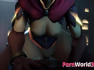 Free online games hentai porn Heroes big round titty game anime porn collection