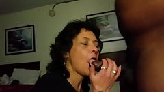 Old lady swallows BBC load
