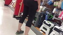 Yummy Fat ass white girl