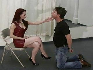 Cock crush ball busting - Ball busting mistress jynx