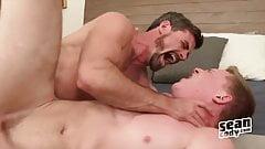 Daniel Barron Bareback - Gay Movie - Sean Cody
