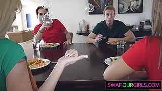 Test fucking eacht other stepdaughters
