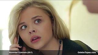 Chloe Grace Moretz hot, sexy and cute, but zero skin