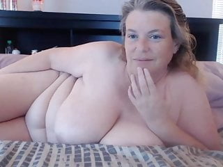 Boob great natural Fat milf great boobs