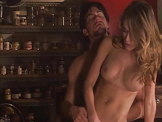 What is take-down scenes bdsm - Seth gamble and amber who what is the scene or film