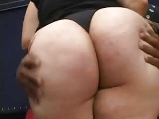 Latina suck interracial Fat bbw latina gf sucking and riding her black bfs cock