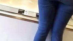 Firm Teen Ass in Bakery