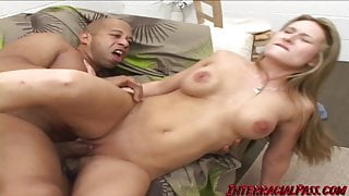 Slutty MILF Rebecca is a Good To Go Ho for BBC