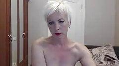 Granny masturbating webcam