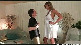 lifting husband