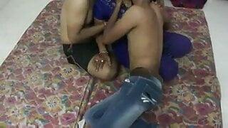 Indian Desi Wife Threesome