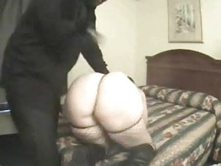 Shave slave balls ass bound master Black master owns a white bbw roughly, she loves to submit