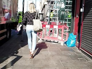 Tall babe hardcore - Candid hot tall babe ass