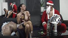Drunk Santa and a dirty XMAS story!