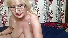Granny shows herself