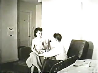 Love and sex after 50 - Neighbors love .... and a little catch - circa 50s
