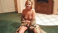 MILF Masturbates