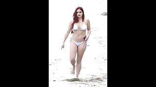 Ariel Winter - Thong Bikini Malibu