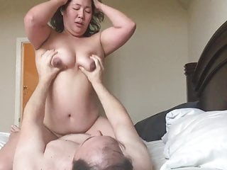 Please cum in m Asian wife compliation bouncing tits please cum