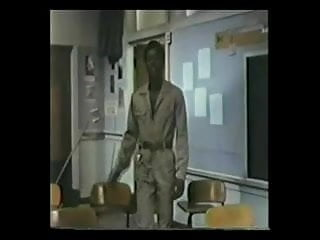 Interracial vintage pic Teacher and janitor - interracial - vintage