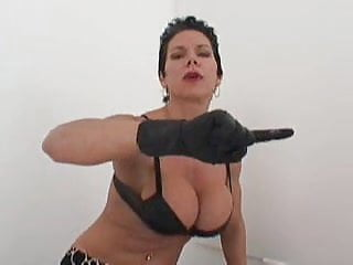 Retro fetish femdomme Fbb fitness femdomme ass fuck instruction 2