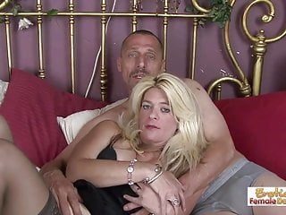 First ever fuck porn Kelly and mat filmed their first porn video ever