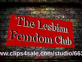 Consensual enslaved lesbians - Man enslaved to lesbian femdom
