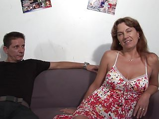 Gang bang facials and internal - Gang bang with mature