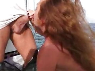 Women watching men cum compilations Wife giving bj on a boat surrounded by men watching