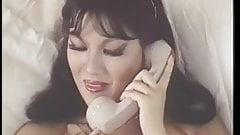 Hot phone call to a fan by porn legen Mai Linn