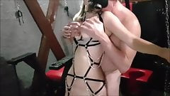 Homemade Cuckold Wife Anal DP Gangbang Double penetration-12