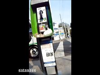 Tela tequilla naked - Culo comiendo tela parada bus