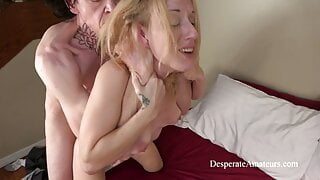 Cumshots and compilations – Desperate Amateurs with hot big tits