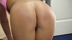 Ass Whipped in the Gym