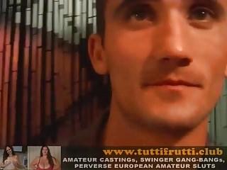 Preggo anal Preggo euro amateur casting