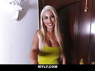 Young asian bikinis - White bikini milf fucked by young stud