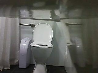 Pee bowl cam - Hidden cam hot blonde pees