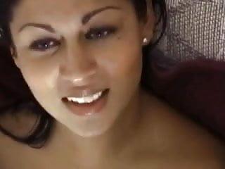 Amatuer blow job movie latina anal Amateur latina blow job