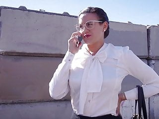 Undercover blow jobs Milf agent botches undercover job sacrifices squirting ste