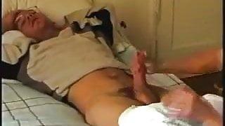 sucking str8 cock