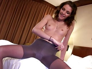 Teens in pantyhose video Joi lola in pantyhose jerk off instructions