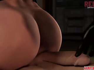 3d huge boobs Big boobs 3d blonde babe fucked in this compilation
