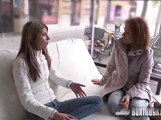 Softcore porn lesbian Gina gerson, szilvia lauren, boxtruck