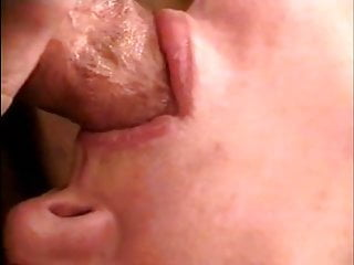 Upclose clit Upclose cum in mouth cumpilation