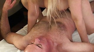 New guy fucks my wife