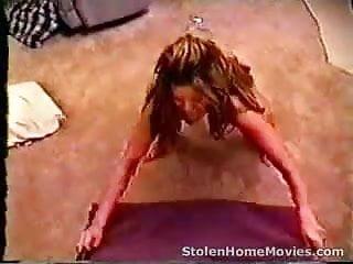 Teen home moovies Stolen teen home video