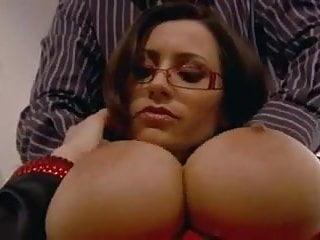 Sex at work big-tits im1 Big natural tits working sex